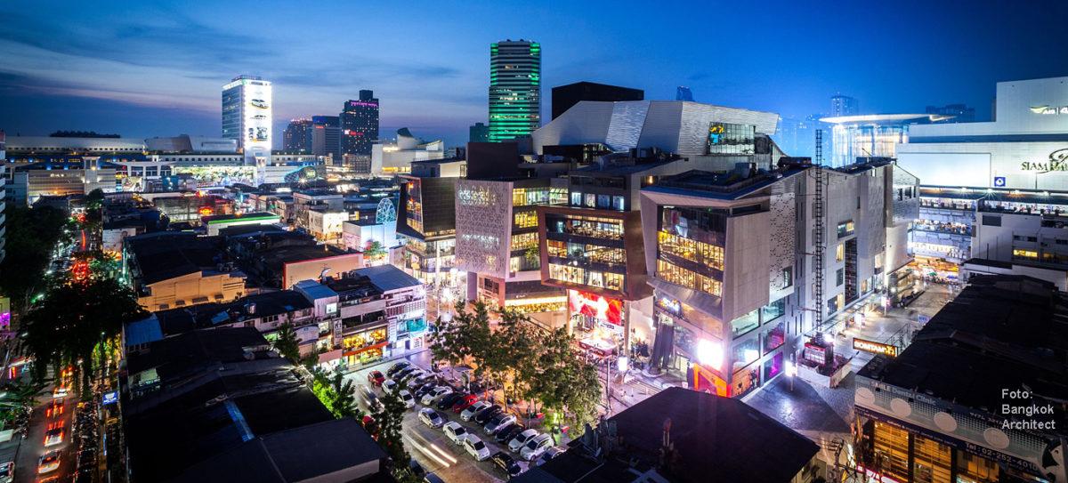 Siam Square & Pratunam
