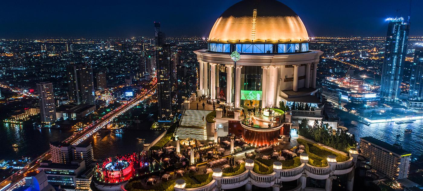 """Thailand Lifestyle""-Tipp von Nathalie Gütermann: Bangkoks Stadtteile ""Sathorn & Silom"""