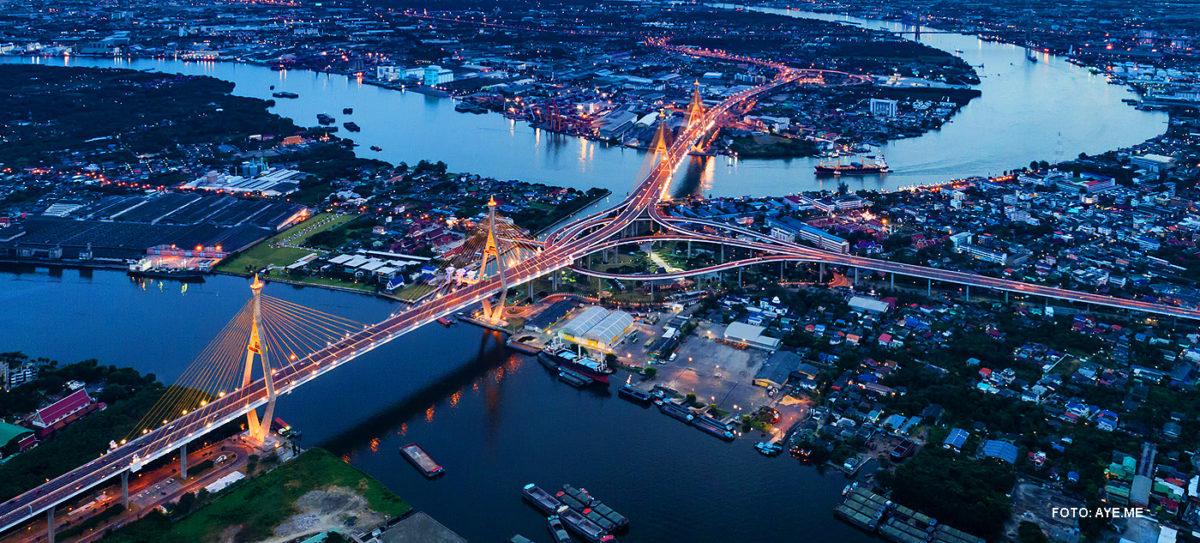 Chao Phraya – Thonburi