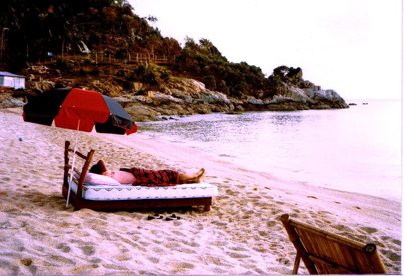 """""""Tongsai Bay"""" auf Koh Samui"""