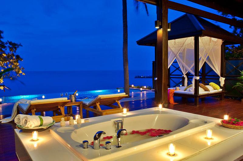 "Das Hotel ""Tongsai Bay"" auf Koh Samui"