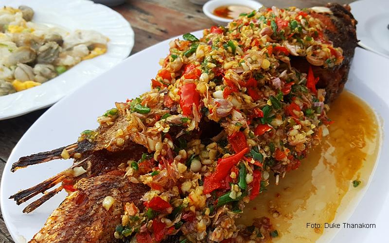 Alle Food-Fotos: Ban Amphur