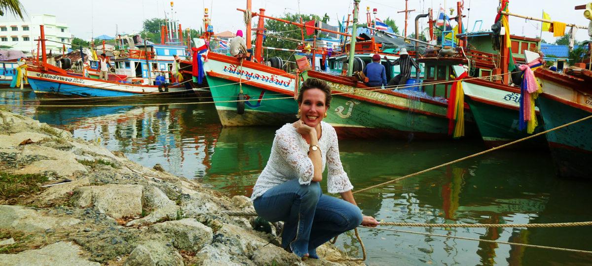 Pattayas Süden (1): Hafen-Charme in Ban Amphur