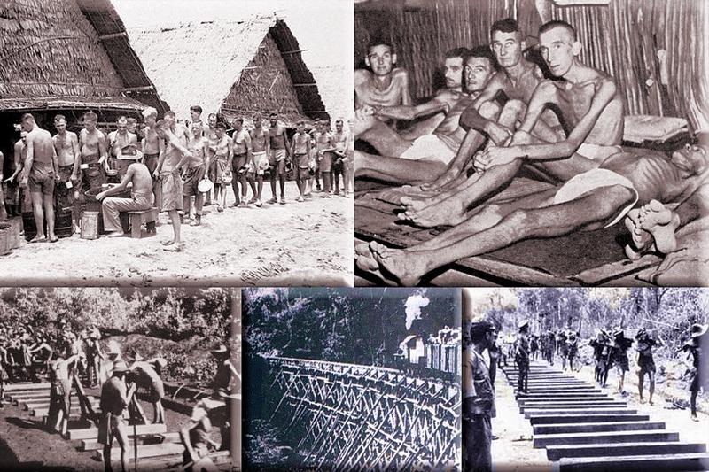 <p>Bis zu 18 Stunden täglich arbeiteten die ausgezehrten, schwachen und kranken Gefangenen in der glühenden Hitze.., </p>