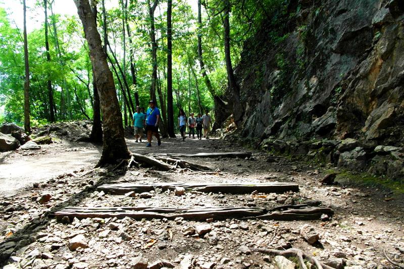 <p>Dies ist die wichtigste historische Stätte mitten im Dschungel. Der Eintritt ist kostenlos.</p>