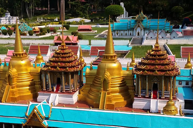 """Thailand Lifestyle Tipp von Nathalie Gütermann: """"Mini Siam Pattaya"""""""