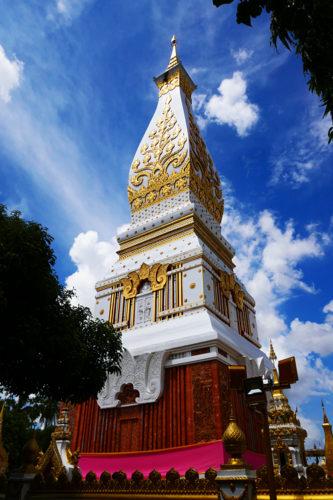 Nakhon Phanom Chedi -Das Wahrzeichen der Stadt