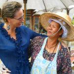 """Nathalie zu Besuch auf dem """"Pattaya Floating Market""""Nathalie zu Besuch im """"Pattaya Floating Market"""""""