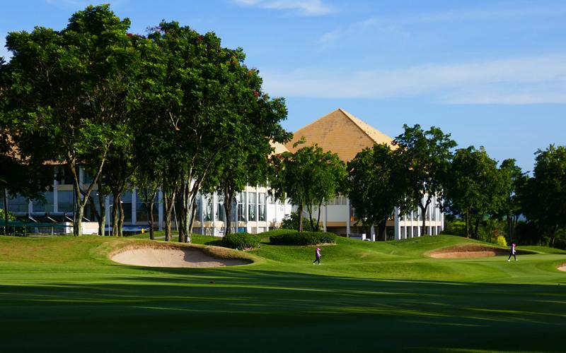 """Phoenix Golf Course"""