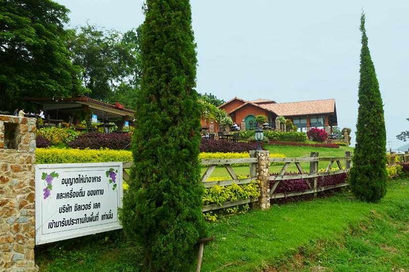 """Thailand Lifestyle Tipp von Nathalie Gütermann: """"Silverlake Weingut"""" in Pattaya"""