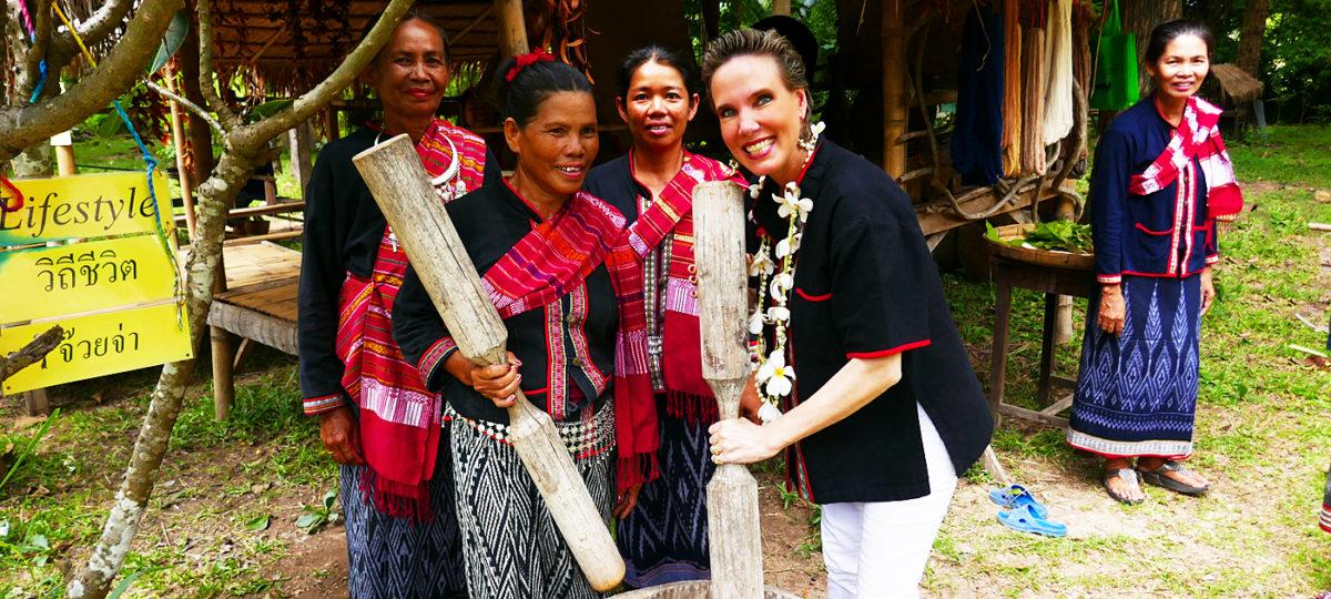 Thailands Nordosten(1): 'Village'-Leben erleben!
