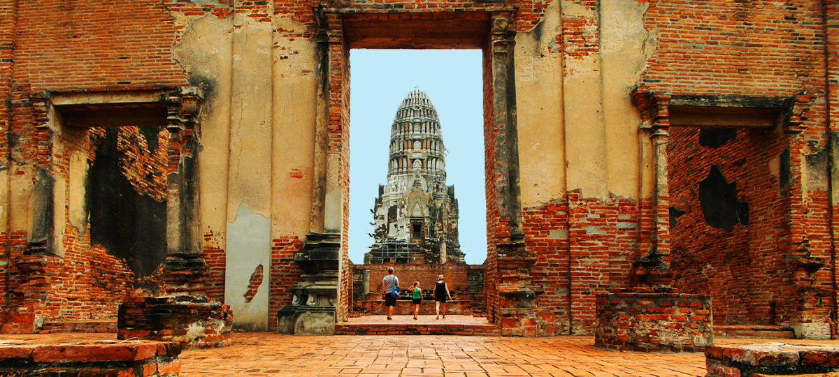 """""""Nostalgia Tour"""": Antike Attraktion Ayutthaya"""