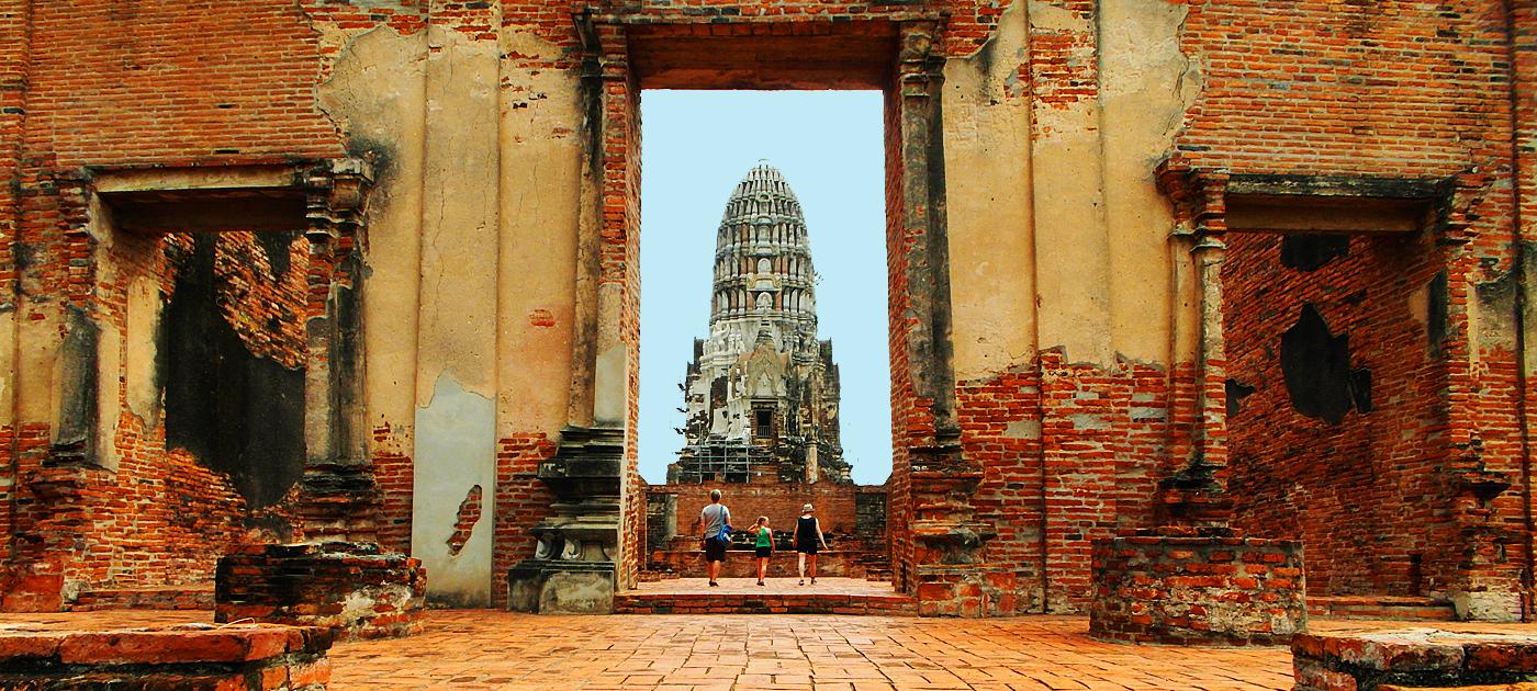 """Thailand-Lifestyle.com - Nostalgia Tour: """"Antikes Ayutthaya""""."""