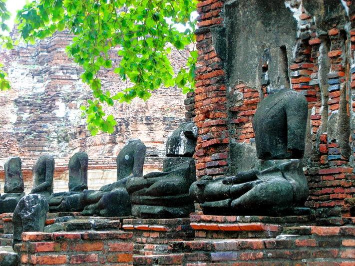 """Thailand-Lifestyle.com - Nostalgia Tour: """"Antikes Ayutthaya"""""""