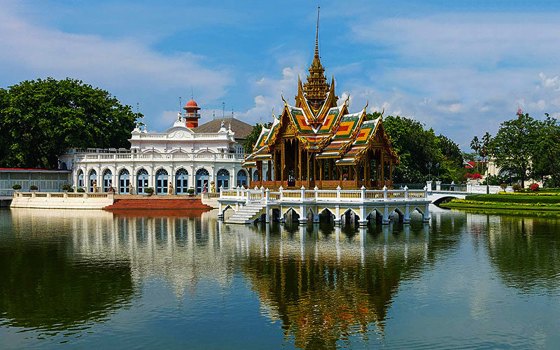 Thailand-Lifestyle.com - Nostalgia Tour: Königliche Sommerresidenz Bang Pa-In