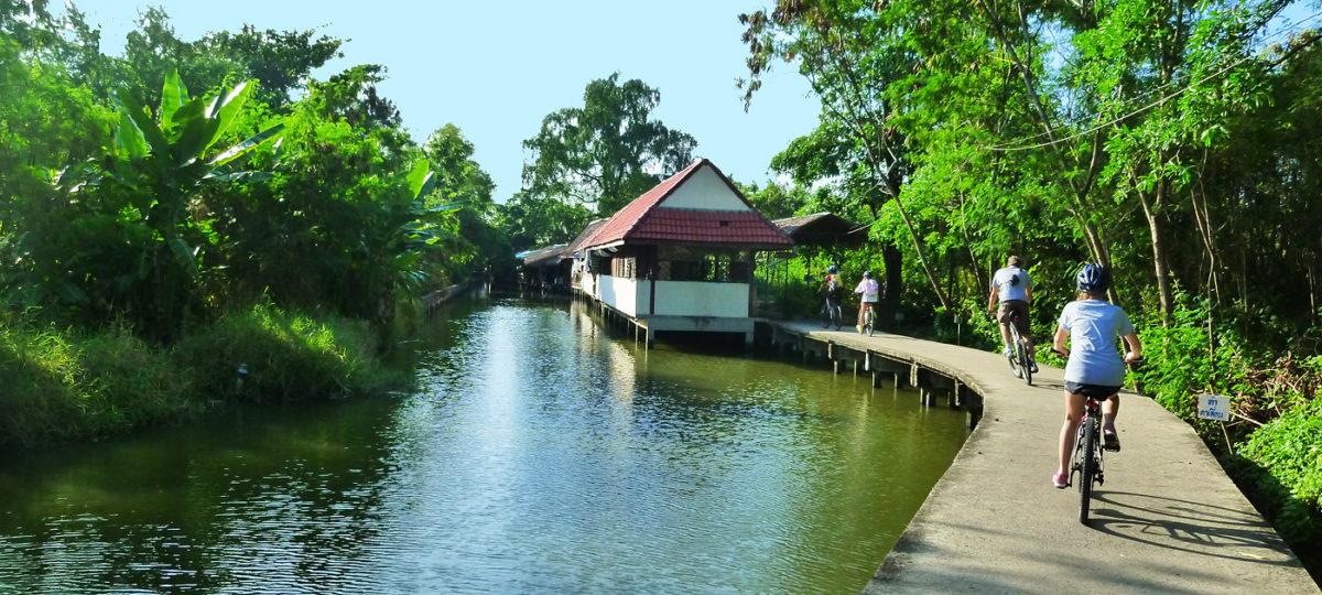 Fahrradtour Bangkok: Erfahrungsbericht