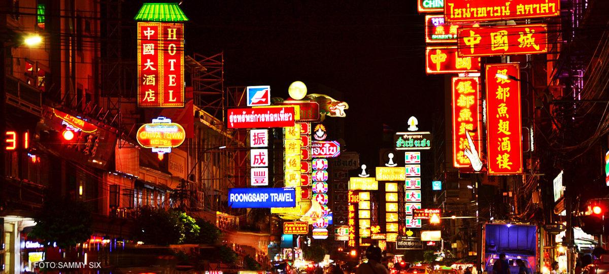 """Insider Tour"": Bangkok bei Nacht & Streetfood"