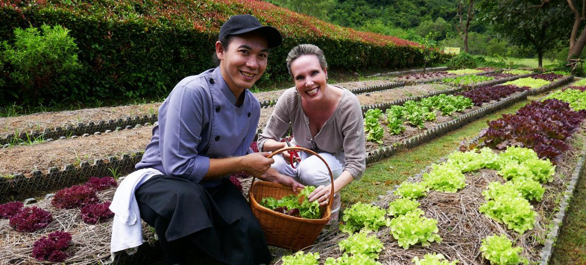 Thailand-Lifestyle.com: Khao Yai Bio-Urlaub & Farm Tour mit Nathalie Gütermann