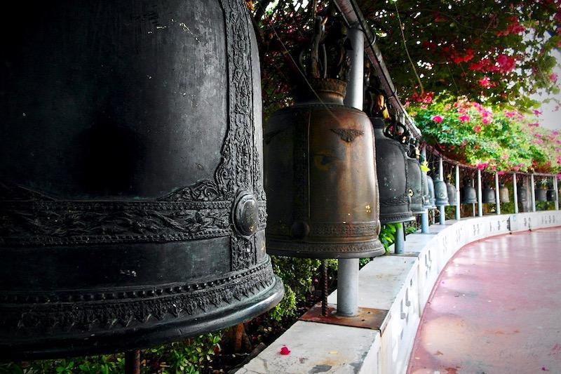 Bangkoks Altstadt: Impressionen vom Aufstieg zum
