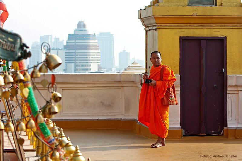 Bangkoks Altstadt: Impressionen vom