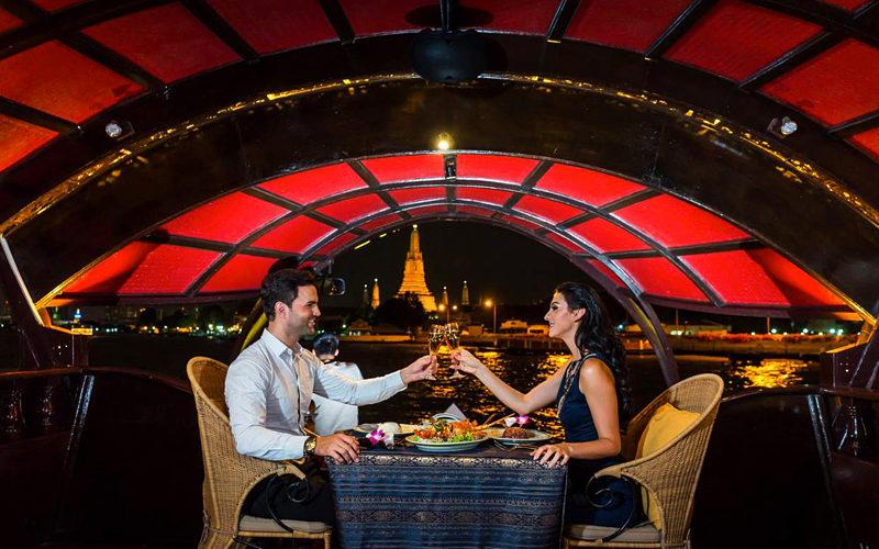 """Thailand-Lifestyle.com - Nostalgia Tour: """"Dinner auf der Dschunke"""""""