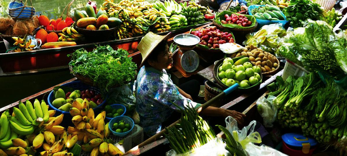 """""""Insider Tour"""": Marktflair & Thai Lifestyle"""