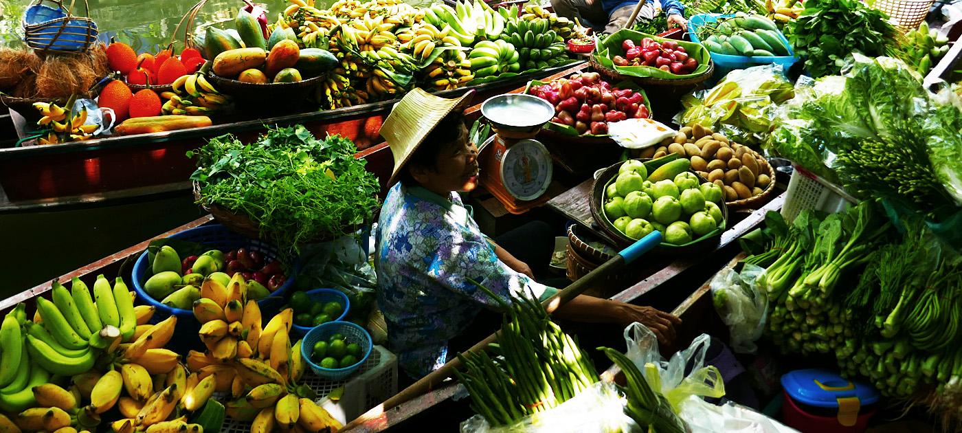 """Thailand-Lifestyle.com - Insider Tour """"Marktflair & Thai Lifestyle"""""""