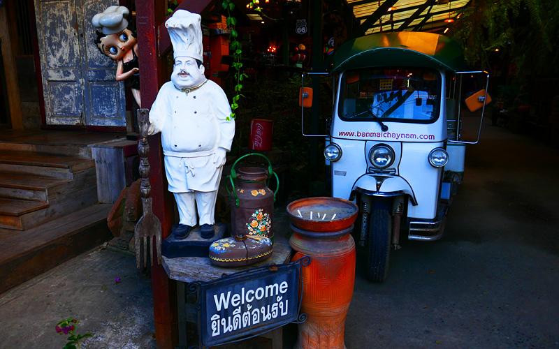 Thailand-Lifestyle.com mit Nathalie Gütermann: Thai Lokal Tipp