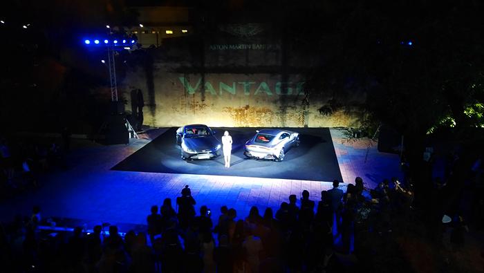 """Thailand-Lifestyle.com präsentiert: Luxusautos in Bangkok! Hier: der neue Aston Martin """"Vantage"""""""