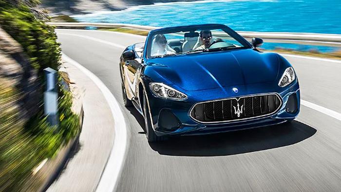 Thailand-Lifestyle.com präsentiert: Luxusautos in Bangkok! Hier: Maserati