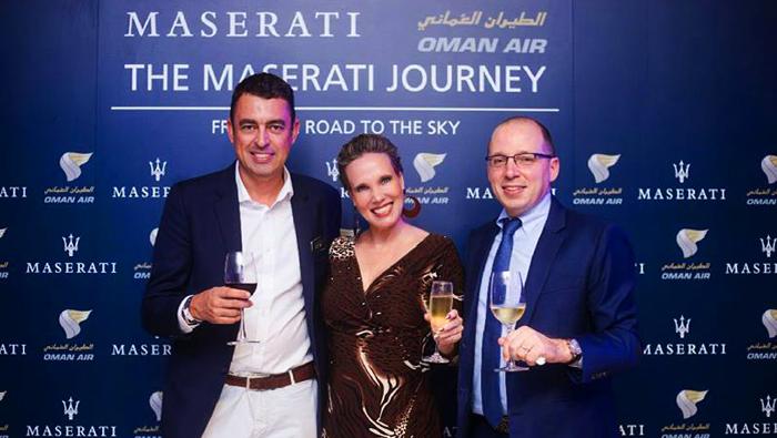 Thailand-Lifestyle.com präsentiert: Luxusautos in Bangkok! Hier: Nathalie beim Maserati-Event