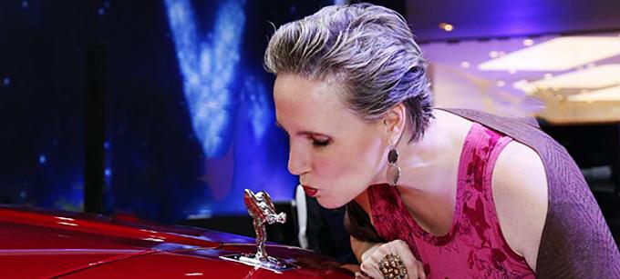 Luxusautos: Aston Martin, Maserati, Rolls-Royce…