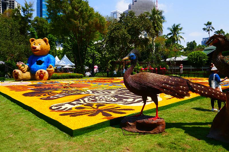 Thailand Lifestyle präsentiert: Bangkok Flower Festival