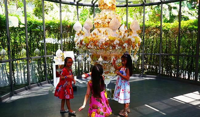 """Thailand Lifestyle präsentiert: Impressionen vom """"Nai Lert Bangkok Flower Festival 2019"""""""