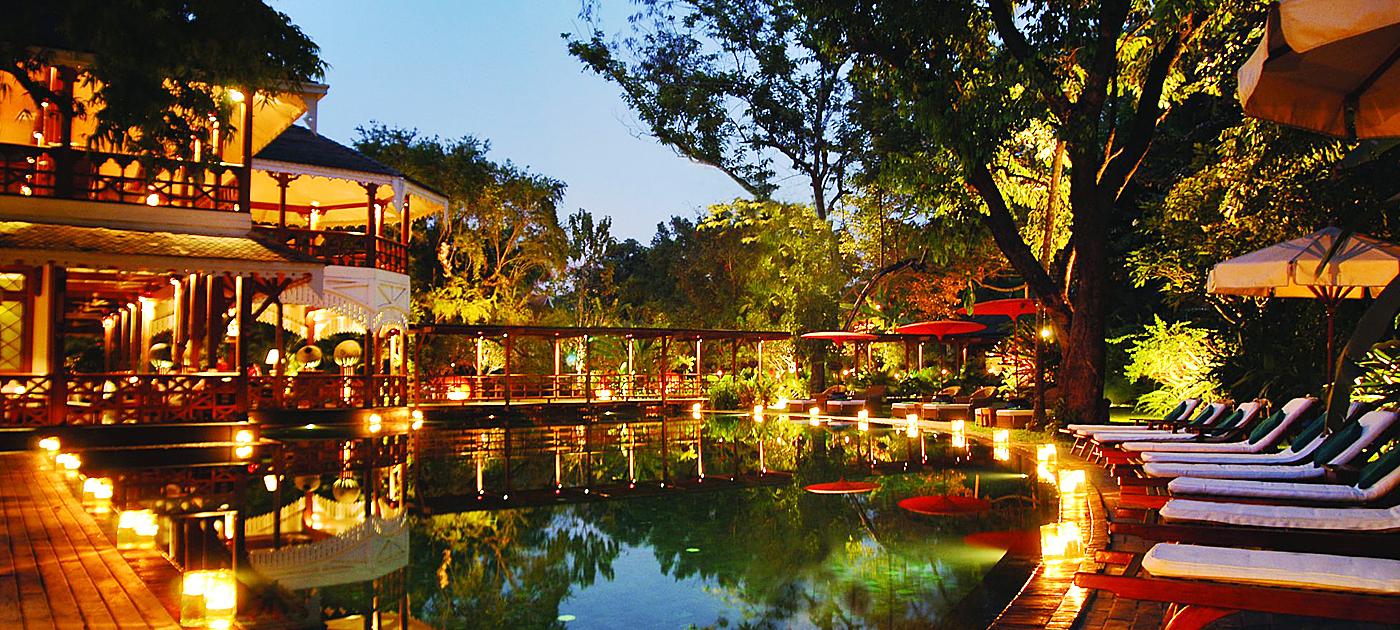 "Thailand Lifestyle präsentiert: Yangon Top Hotel ""Belmond Governor's Residence"""