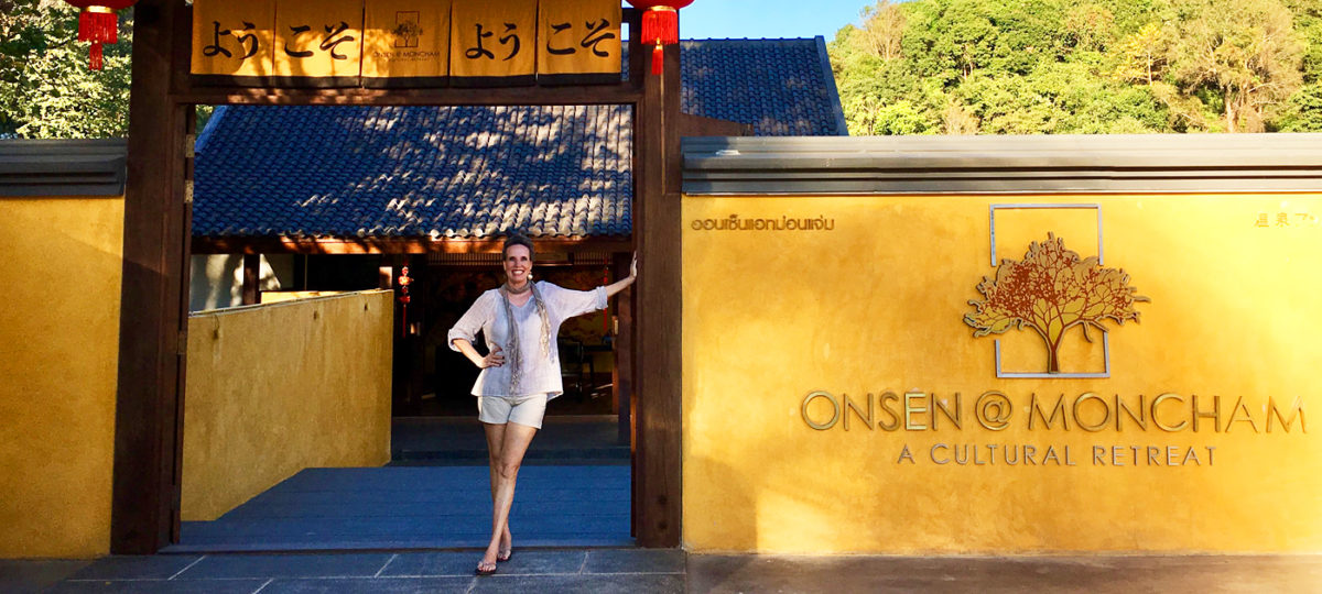 Hotel-Tipp bei Chiang Mai: Onsen @ Moncham