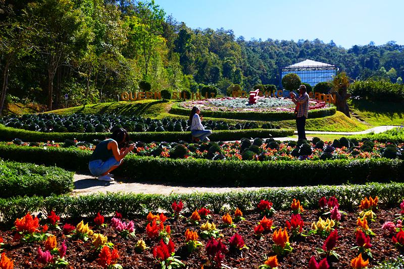 Thailand Lifestyle präsentiert: Queen Sirikit Botanic Garden, Mae Rim/Chiang Mai