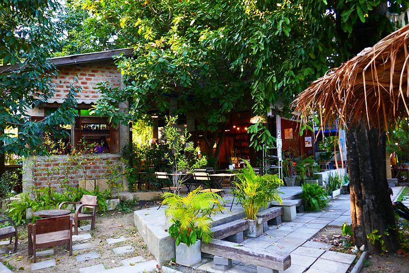 ... dass für ganz Chiang Mai so typisch ist!