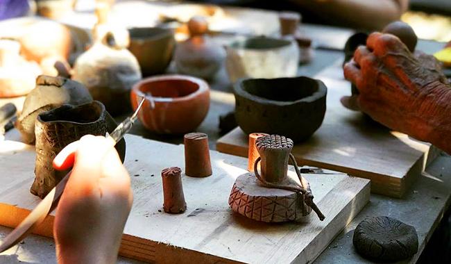 "Thailand Lifestyle präsentiert: das Künstlerdorf ""Baan Kang Wat"" in Chiang Mai"