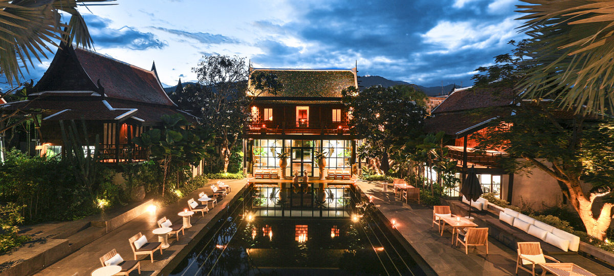 Villa Mahabhirom: Träumen im Thai Style