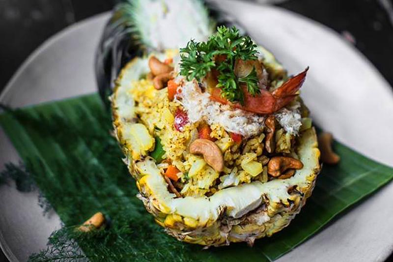 ...und zum Mittagessen einkehren (thailändische & italienische Küche; Foto: FB/Thongma).