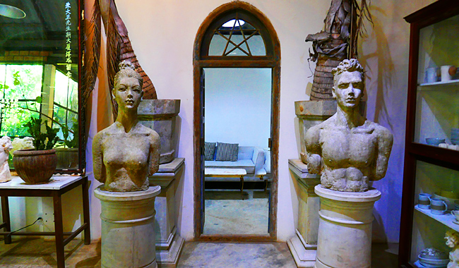 Thailand Lifestyle präsentiert: Thongma Studio in Mae Rim