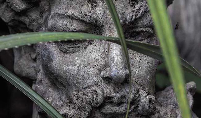 Eine der Gartenskulpturen von Künstler Chamnian. Foto: FB Thongma Studio