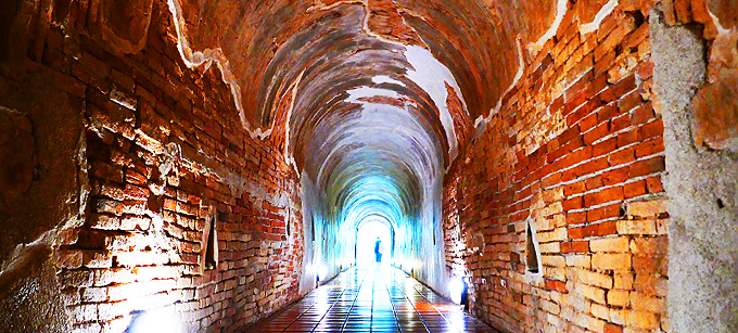 "Wat Umong: ""Tunnel-Tempel"" von Chiang Mai"