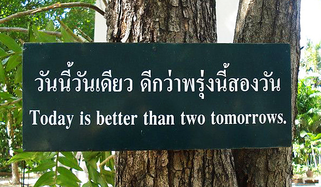 Thailand Lifestyle präsentiert: Wat Umong in Chiang Mai
