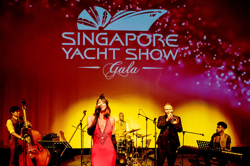 Thailand Lifestyle präsentiert: Singapur Yacht Show 2019