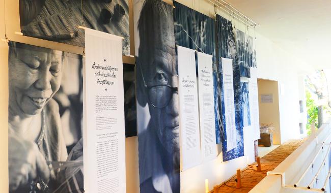 """Ausstellung im Raya Heritage: """"Tracing the fading Legacy"""" (Auf den Spuren eines verwelkenden Kulturerbes)"""
