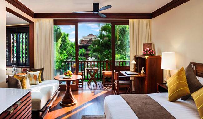 "Meine Suite in ""La Résidence d'Angkor"""