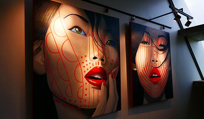 """Thailand Lifestyle präsentiert: """"Chin-Gemälde"""" von Christian Develter"""