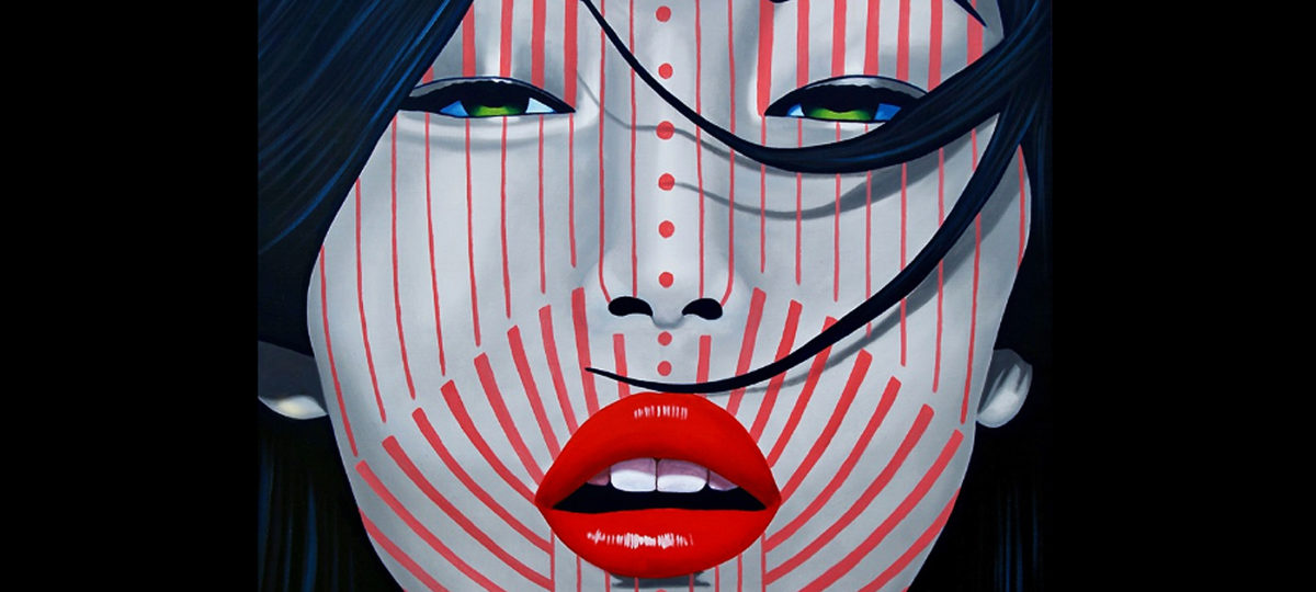 Christian Develter: Chin-Kunst mit Tiefgang